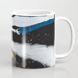 Daft Punk / Wall-E Mashup Coffee Mug