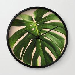 Vedure #8 Wall Clock