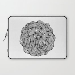 organized chaos Laptop Sleeve