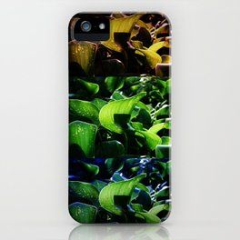 FRICTION BETWEEN THE CONTRAST iPhone Case