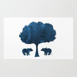 Bear Cubs Rug