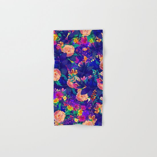 Botanical garden IV Hand & Bath Towel
