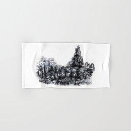 Big Thunder Mountain Hand & Bath Towel