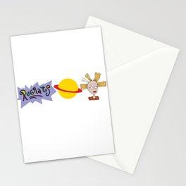 Rugrats Stationery Cards