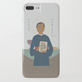Oscar Romero of El Salvador iPhone Case