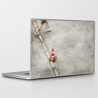 running Laptop & iPad Skins featuring running by hannes cmarits (hannes61)