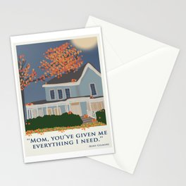 Autumn - Gilmore Girls Stationery Cards