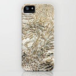 Digital Coral Design iPhone Case