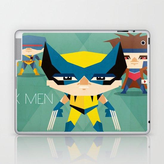 X Men fan art Laptop & iPad Skin