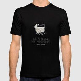 The Big Lebowski White Russian T-shirt