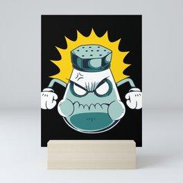 salt Mini Art Print