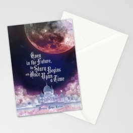 Cinder - Once Upon a Time Stationery Cards