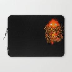 Pocket Calcifer Laptop Sleeve
