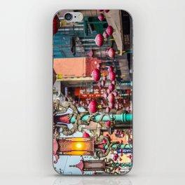 Chinatown Lanterns iPhone Skin