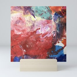 The Red Sea Mini Art Print