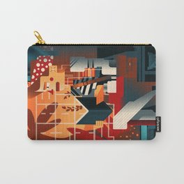 Escape (Are you happy?) Carry-All Pouch