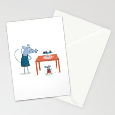 Missing cupcake Stationery Cards