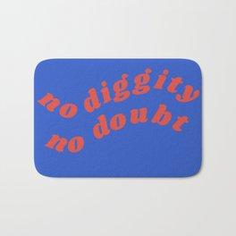 no diggity Bath Mat