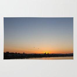 Rheinufer Rug