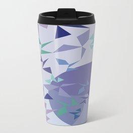 shapes on shapes Metal Travel Mug