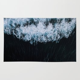 The Color of Water - Seascape Rug