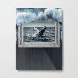 a fishermans tale Metal Print