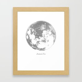 I've Been Here Before Framed Art Print
