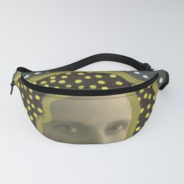 The Golden Bee Fanny Pack