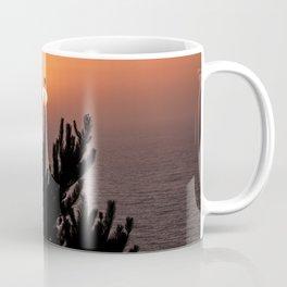 Sunset Pine Coffee Mug