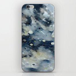 Dark Galaxy1 watercolour by CheyAnne Sexton iPhone Skin