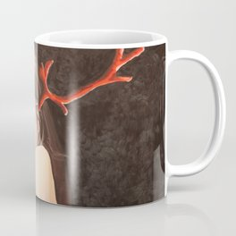 """Antlers"" Coffee Mug"