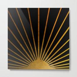 Magical Sunlight Metal Print