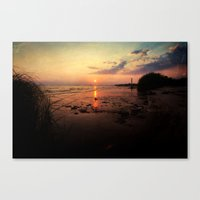 sublime Canvas Prints featuring Sublime by JMcCool