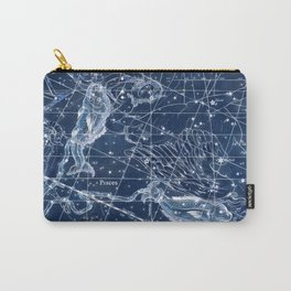 Pisces sky star map Carry-All Pouch