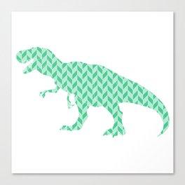 T-Rex the Tyrant Lizard Canvas Print