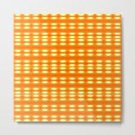 SunDots Metal Print