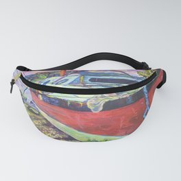 Claude's Boat Fanny Pack