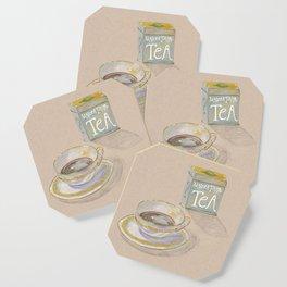 Uncertain Tea Coaster