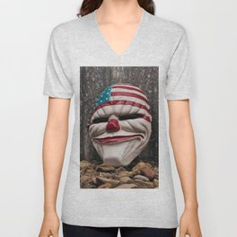 Why So Stars & Stripes? Unisex V-Neck