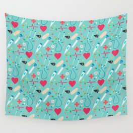 Healthcare Heroes Wall Tapestry