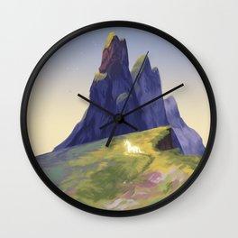 Unicorn Magic Wall Clock