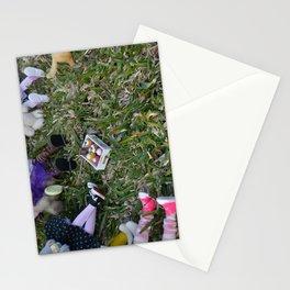 Blythe - A cool sunset - cake Stationery Cards