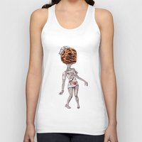 silent hill Tank Tops featuring Silent Nurse by TheArtofJC