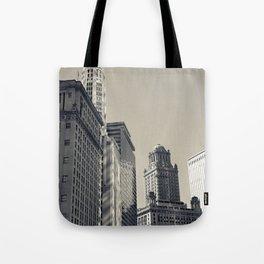 Chicago IV Tote Bag