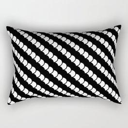 Spinal Stripes Rectangular Pillow