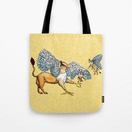 Griffins Family  Tote Bag