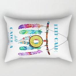 Catch a Dream Rectangular Pillow