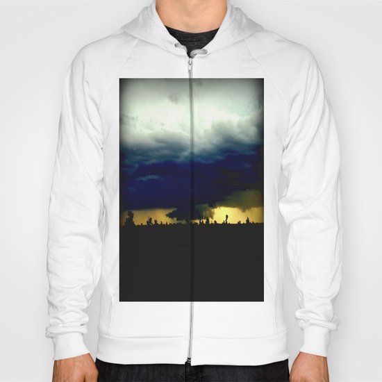 Wall Cloud  Hoody