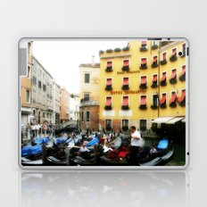 Venice Gondola 1 Laptop & iPad Skin