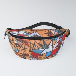 Butterflies Nest          #society 6  #buy art  #decor Fanny Pack